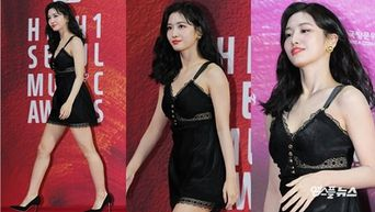 ONCE Think TWICE Stylist Dressed Momo In Nothing But Lingerie
