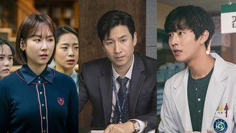 Monday-Tuesday Korean Drama Ratings | 2nd Week Of January