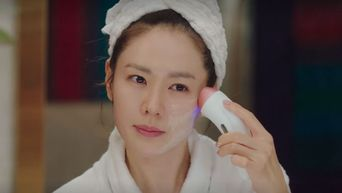 "Deeper Look: Son YeJin's Intriguing Beauty Machine In ""Crash Landing On You"""