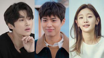 Park BoGum, Park SoDam, & Byeon WooSeok Confirmed For Drama 'Youth Report'