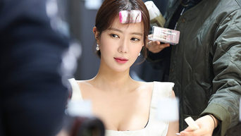 """A Photo Of Im SooHyang From """"The 29th High1 Seoul Music Awards"""""""