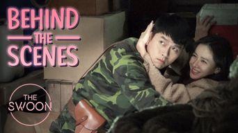 [Behind the Scenes] Hyun Bin & Son YeJin Rehearse Their First Kiss | Crash Landing on You