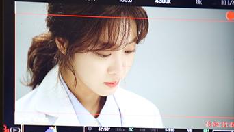 Jo BoAh, 'Forest' Drama Set Behind-the-Scene