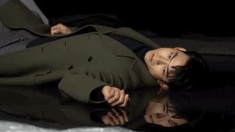 Ok TaecYeon 'The Game: Towards Zero' Drama Poster Behind Shooting Scene