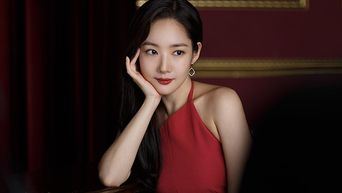 Park MinYoung, Commercial Shooting Behind-the-Scene