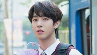 Ahn HyoSeop's High School Graduation Picture Released Online