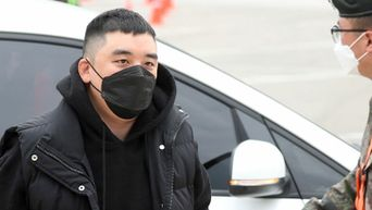 SeungRi Seems To Be Doing Very Well In The Military