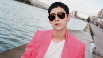 Im SiWan For DAZED Korea Magazine March Issue