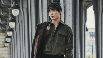Kim JaeWook For Esquire Korea Magazine September Issue