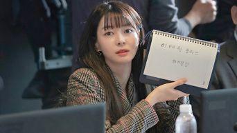Kwon Nara, 'Itaewon Class' Drama Set Behind Shooting Scene Part 2