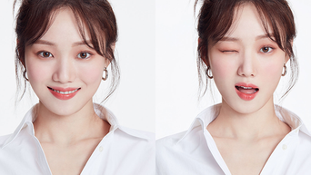 Lee SungKyung For Cosmopolitan Magazine March Issue