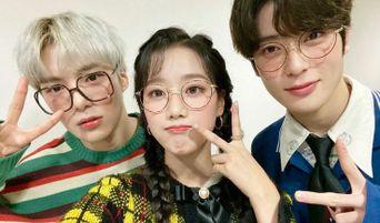 """Best 5 Outfits Of 'Inkigayo"""" MCs MONSTA X's MinHyuk, NCT's JaeHyun & April's NaEun"""