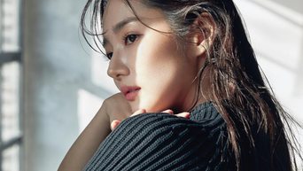 Park MinYoung For Harper's BAZAAR Korea Magazine April Issue