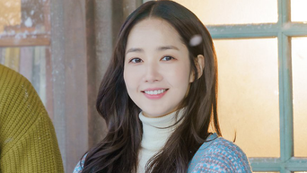 Park MinYoung, 'When the Weather Is Fine' Drama Set Behind-the-Scene