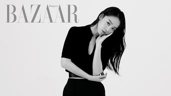 Shin HyeSun For Harper's BAZAAR Korea Magazine March Issue