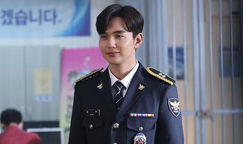 Yoo SeungHo, 'Memorist' Drama Set Behind-the-Scene - Part 1