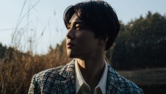 EXO's Suho 1st Mini Album [Self-Portrait] Teaser Image