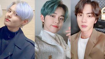 Most Popular Idols On Kpopmap - 4th Week Of February