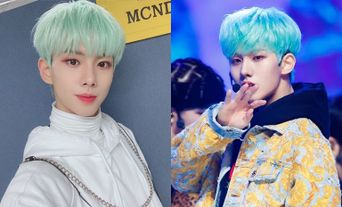 MCND's Win Gains Attention For His Handsome Visuals