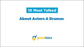 Update 4 & 5th Week l 10 Most Talked About Actors & Dramas On January 2020