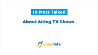 10 Most Talked About Airing TV Shows On 1st Week Of June