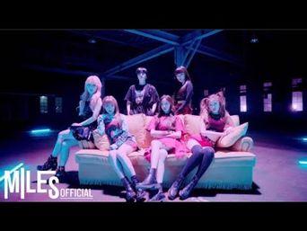 GWSN - 'BAZOOKA!' MV