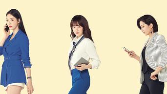 'Search WWW' (2019 Drama): Cast & Summary