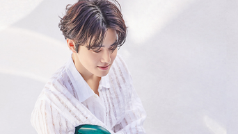 EXO's SuHo For Allure Korea Magazine May Issue