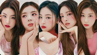 ITZY For ELLE Korea Magazine April Issue