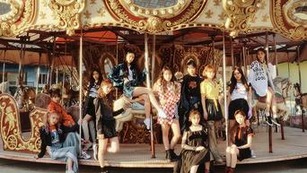 IZONE For DAZED Korea Magazine May Issue