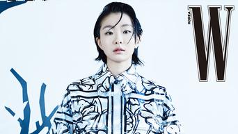 Kim DaMi For W Korea Magazine May Issue