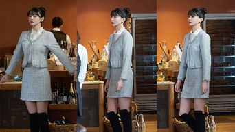 Kwon Nara, 'Itaewon Class' Drama Set Behind Shooting Scene Part 3