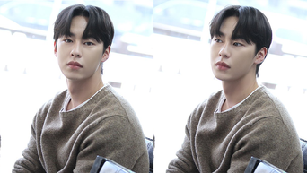 Lee JaeWook, 'When the Weather Is Fine' Drama Set Behind-the-Scene Part 2