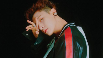 MONSTA X's I.M For MAPS Magazine May Issue