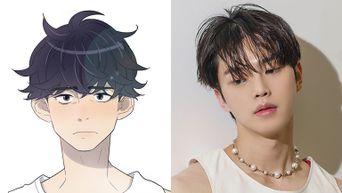 A Look At Potential Song Kang Character In Original Webtoon 'Navillera' / 'Like A Butterfly' For Drama Adaptation