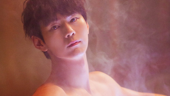 Park SunHo, 'RUGAL' Drama Set Behind-the-Scene
