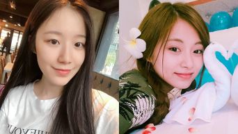 7 Female K-Pop Idols Who Are Confident In Their Bare Face