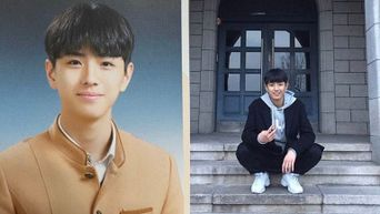 Netizens Applaud At CIX's YongHee Handsome Predebut Pictures