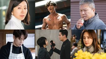"""Which Drama Top Ratings This Weekend?: """"Rugal"""", """"The World Of The Married"""", …"""