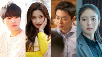 Wednesday-Thursday Korean Drama Ratings | 4th Week Of April