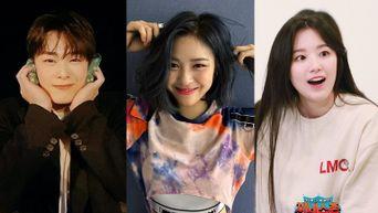 7 K-Pop Idols Who Had Danced To ITZY's RyuJin Iconic Shoulder Dance In 'WANNABE'