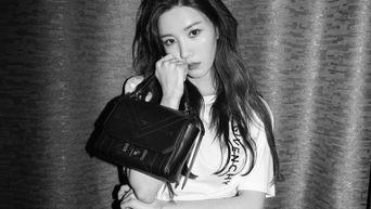 IZ*ONE's EunBi Takes Posing To A Next Level With Instagram Photos