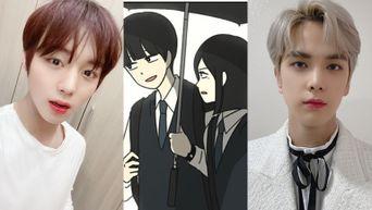 A Look At Potential Park JiHoon & THE BOYZ's YoungHoon Characters In Drama Based On Webtoon 'Love Revolution'
