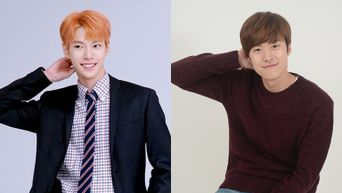 A Pose Is All It Takes For NCT's DoYoung And Gong Myung To Show That They Are Brothers