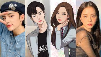 """Kpopmap Readers Desired Cast For Drama Adaptation Of Popular Webtoon """"True Beauty"""" (28.04.2020)"""