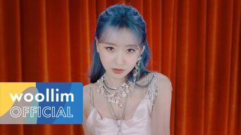 Lovelyz's Ryu SuJeong - 'Tiger Eyes' MV