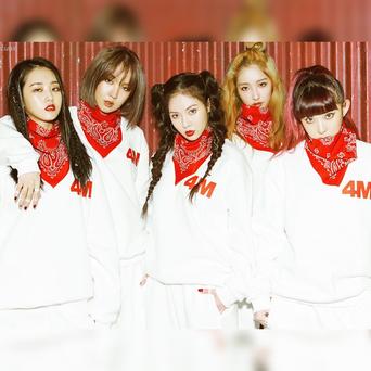 4Minute Members Profile