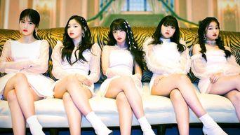 Busters 3rd Mini Album [Paeonia] Teaser Image