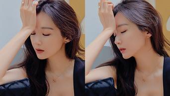 DAVICHI's Kang MinKyung For 1st Look Magazine June Issue