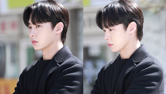 Lee JaeWook, 'When the Weather Is Fine' Drama Set Behind-the-Scene Part 3